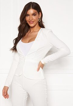 Chiara Forthi Nikita Suit Jacket White Bubbleroom.se