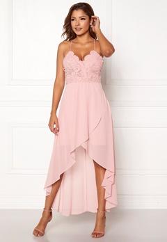 Chiara Forthi Ofelia Crochet Dress Pink Bubbleroom.se