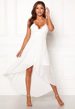 Chiara Forthi Ofelia Crochet Dress White Bubbleroom.se