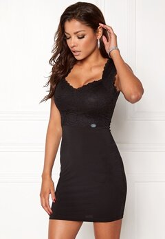 Chiara Forthi Piubella Bodycon Dress Black Bubbleroom.fi