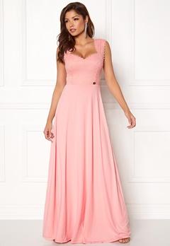 Chiara Forthi Piubella Maxi Dress Pink Bubbleroom.fi