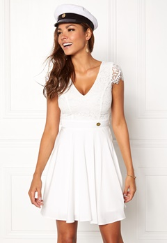Chiara Forthi Princess Dress Antique white Bubbleroom.se