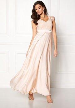 Chiara Forthi Princess Gown Cream Bubbleroom.se
