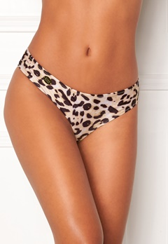 Chiara Forthi Resort Cheeky Bikini Brief Leoprint Bubbleroom.no