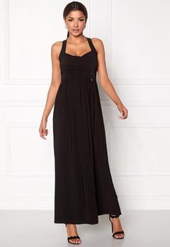 Chiara Forthi Rochelle Maxi Dress Black Bubbleroom.no