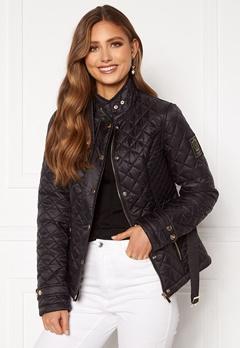 Chiara Forthi Sarraceno Short Jacket Black Bubbleroom.se
