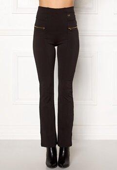 Chiara Forthi Sassari pants Black Bubbleroom.se