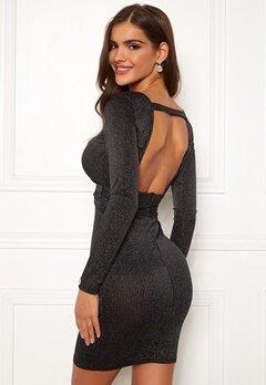 Chiara Forthi Star dress Black / Silver Bubbleroom.se
