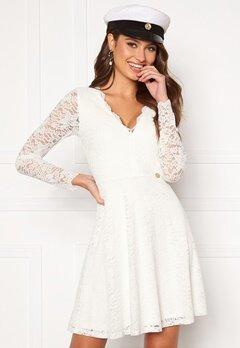 Chiara Forthi Stephanie dress White Bubbleroom.se