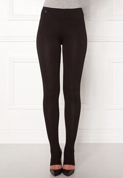 Chiara Forthi Stirrup Leggings Black Bubbleroom.eu