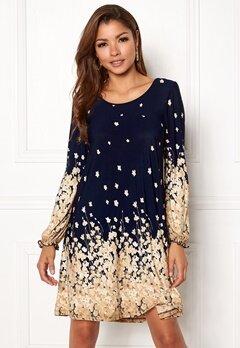 Chiara Forthi Swing Dress Blue / Floral Bubbleroom.se
