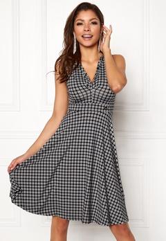 Chiara Forthi Tiamii Dress Grey / Patterned Bubbleroom.se