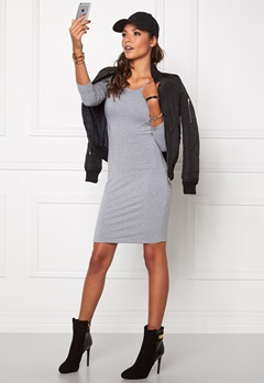 Chiara Forthi Trever Dress / Top Grey melange Bubbleroom.no