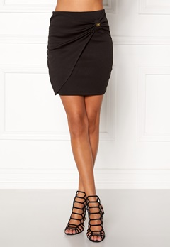 Chiara Forthi Trilby Bow Skirt Black Bubbleroom.fi