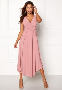Chiara Forthi Valeria Dress Heather pink Bubbleroom.fi