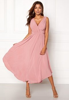 Chiara Forthi Valeria Dress Heather pink Bubbleroom.se