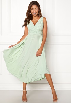 Chiara Forthi Valeria Dress Light green Bubbleroom.se