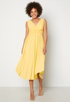Chiara Forthi Valeria Dress Yellow Bubbleroom.se