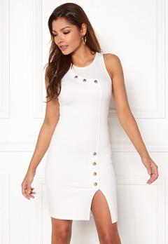 Chiara Forthi Vanna Dress White Bubbleroom.se