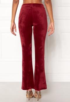Chiara Forthi Velluto Bootcut pantaloni  Bubbleroom.se