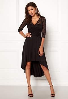 Chiara Forthi Yaelle dress Black Bubbleroom.se