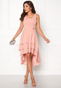 Chiara Forthi Helina Dress Pink Bubbleroom.se