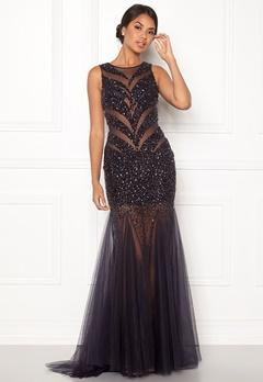Christian Koehlert Dress Royal Purple Bubbleroom.se