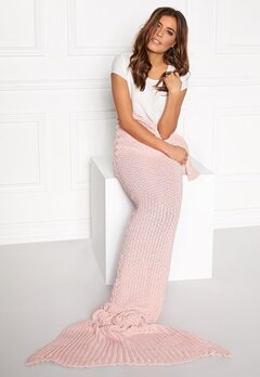Club L Mermaid Blanket Pink Bubbleroom.no