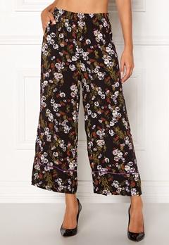 co'couture Amaris Cropped Pant 96 Black Bubbleroom.se