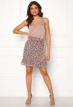 co'couture Amber Skirt Orange Bubbleroom.se