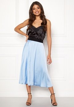 co'couture Cala Skirt Pale Blue Bubbleroom.se