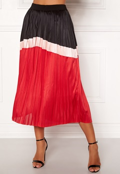 co'couture Camden Plisse Skirt Black Bubbleroom.se