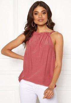 co'couture Canar Halterneck Top Rouge Bubbleroom.se