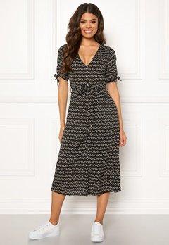 co'couture Chaney Dress Black Bubbleroom.se