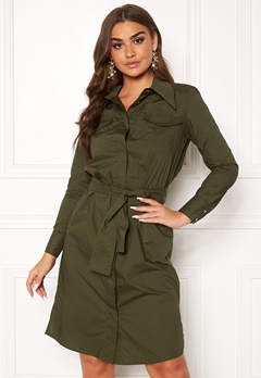 co'couture Coriolis Uniform Dress New Army Bubbleroom.se
