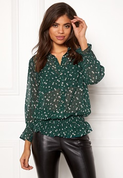 co'couture Daisy Smock Shirt 74 Jade Bubbleroom.se