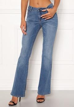 co'couture Denzel Boot Cut Jeans Bleach Denim Bubbleroom.se