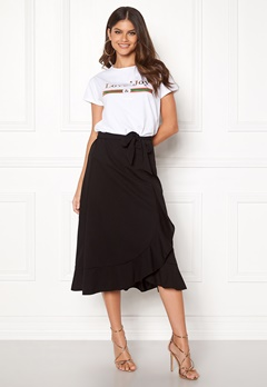 co'couture Emmaly Skirt 96 Black Bubbleroom.fi