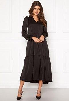 co'couture Floyd Dress Black Bubbleroom.se