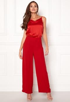 co'couture Melanie Suit Pants Rio Red Bubbleroom.se