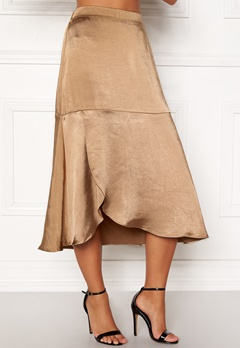 co'couture Mirage Sateen Skirt Nugget Bubbleroom.se
