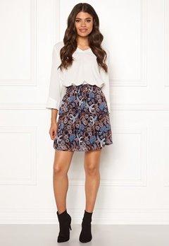 co'couture Serula Skirt Navy Bubbleroom.se