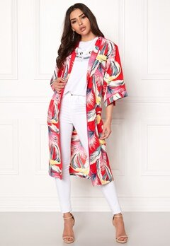 co'couture Tropical Kimono Rio Red Bubbleroom.se