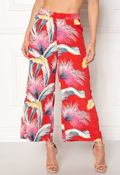 co'couture Tropical Pants Rio Red Bubbleroom.se