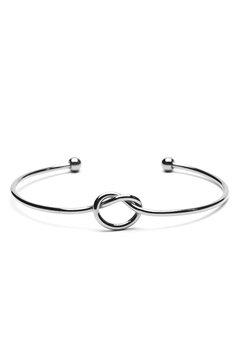 WOS Commit Bracelet Silver Bubbleroom.se
