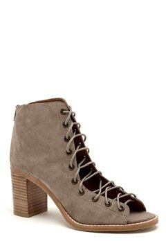 Jeffrey Campbell Cors 174 Taupe Suede Bubbleroom.se