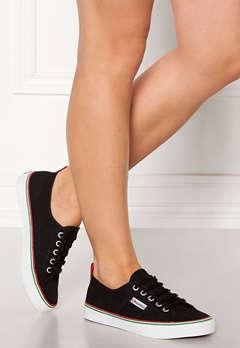 Superga COTU Sneakers Black-GreenRed C83 Bubbleroom.se
