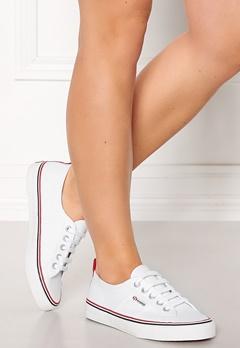 Superga COTU Sneakers White-BlueRed C68 Bubbleroom.se