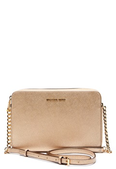 Michael Michael Kors Crossbody LG Camera Bag 740 Pale Gold Bubbleroom.se