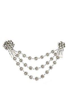 Love Rocks Crystal Hair Jewelry Crystal Bubbleroom.se